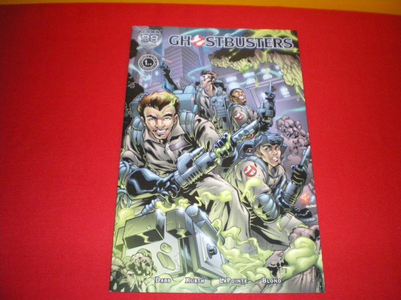 bande dessinée ghostbusters Imgp2136