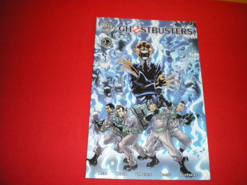 bande dessinée ghostbusters Imgp2137