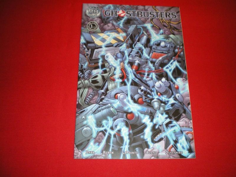 bande dessinée ghostbusters Imgp2138