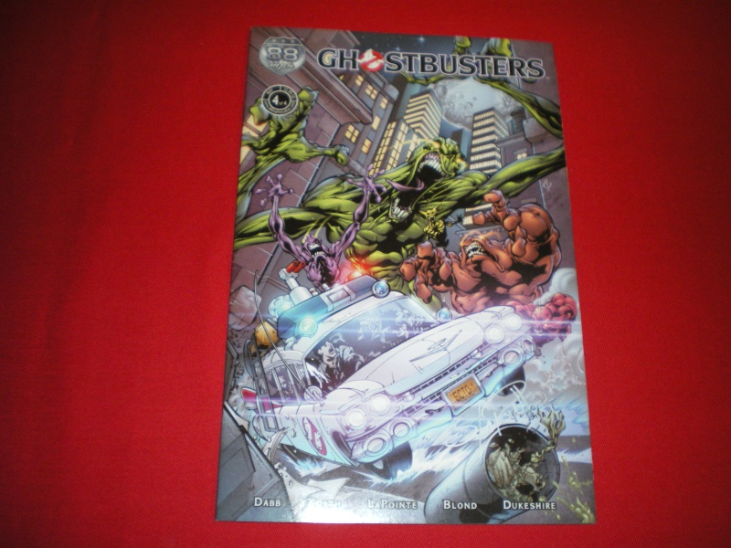 bande dessinée ghostbusters Imgp2139