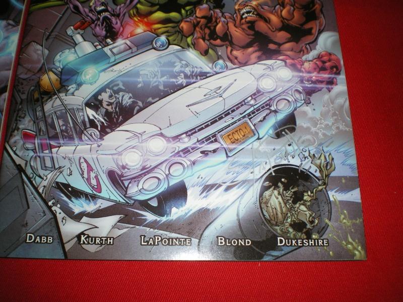 bande dessinée ghostbusters Imgp2140