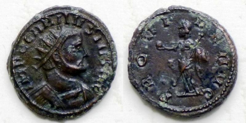 CARAUSIUS frappé à Rouen 0520510