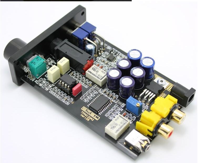 SMSL sApII TPA6120A2 Un buon amplicuffie a 35 Euro 210
