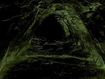 Évasion subie ... Grotte10