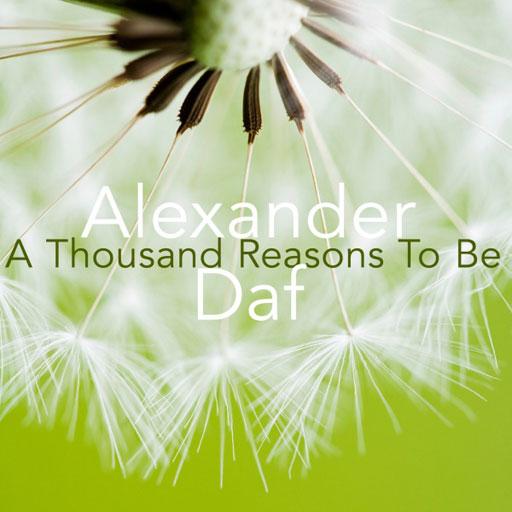 Alexander Daf - A Thousand Reasons... Acddcc10