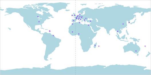 Les visiteurs du forum Ecigarette-public dans le monde Map_co11