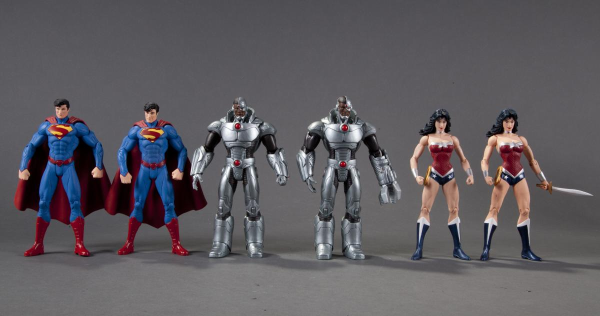 DC Collectibles We Can Be Heroes: Justice League 7-Pack Box Set Ask_dc10