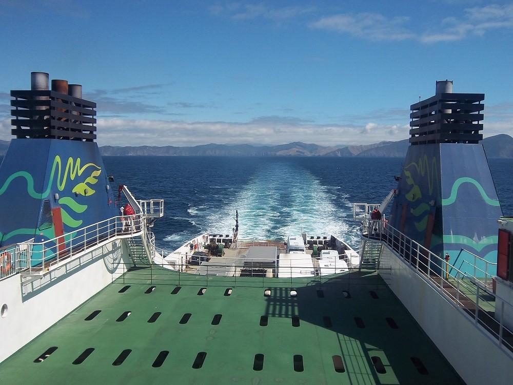 Souvenirs de Nouvelle-Zelande ( photos ) Ferryw10
