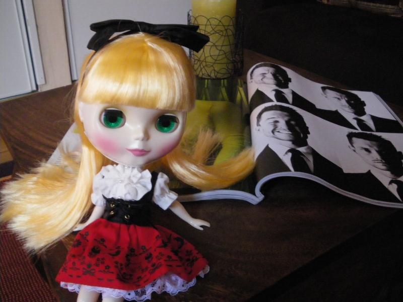 [Blythe Cousin Olivia] Alice Imgp0111