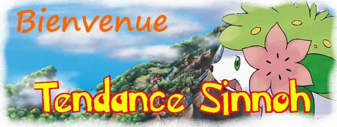 Tendance Sinnoh
