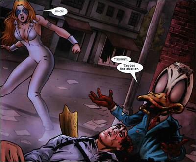 Marvel Zombies vs Army of Darkness Howard10