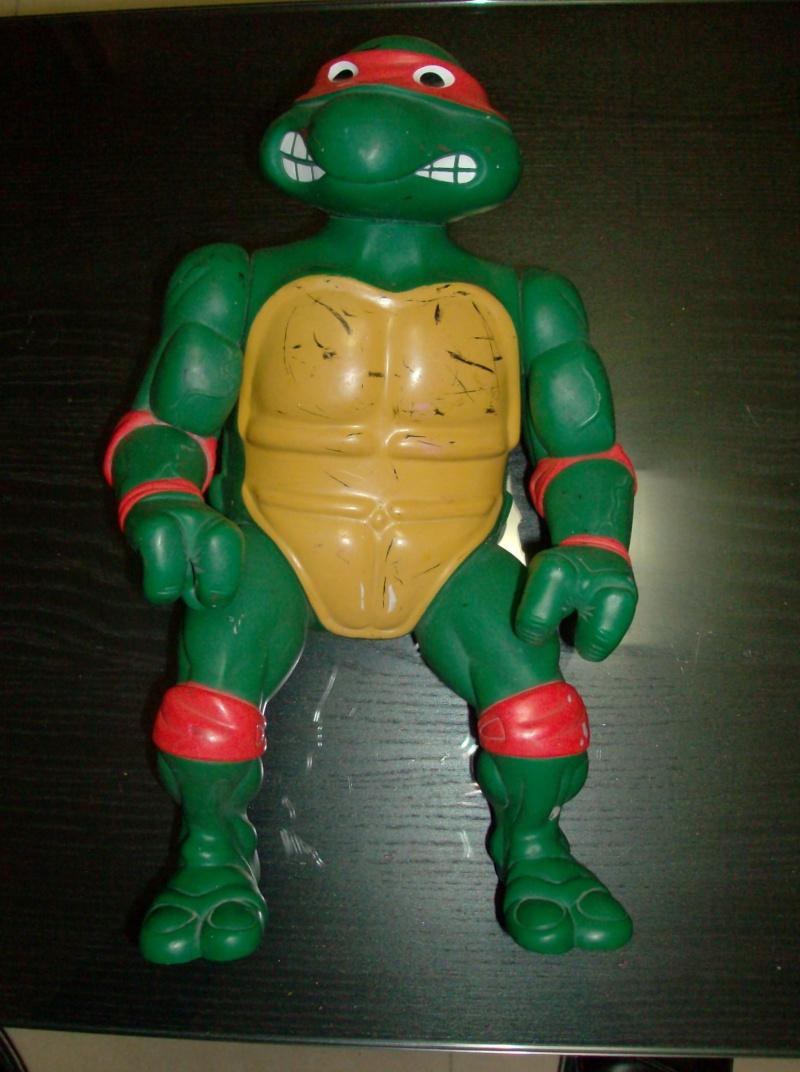 jumbo - Tartarughe Ninja Turtles TMNT Teenage Mutant !Jumbo anni 80  Hpim3931