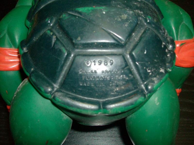 jumbo - Tartarughe Ninja Turtles TMNT Teenage Mutant !Jumbo anni 80  Hpim3932