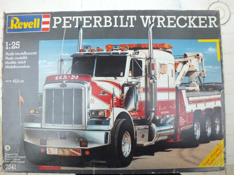 Revell Peterbilt Wrecker Can Do Dscf0623