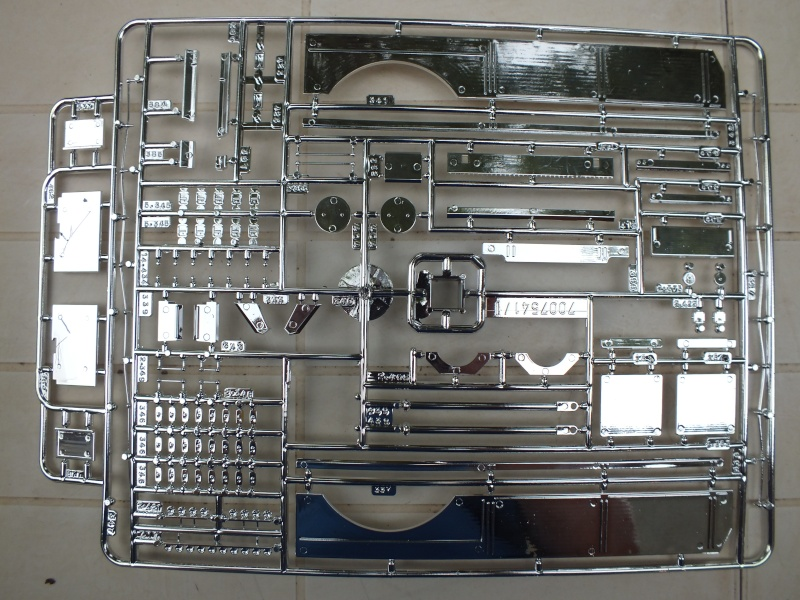 Revell Peterbilt Wrecker Can Do Dscf0629
