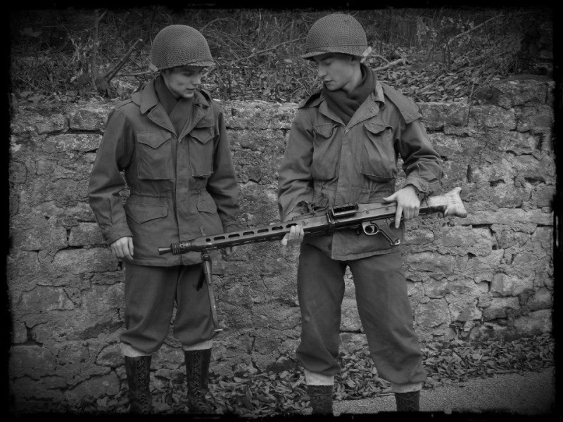 """La division au """"Cactus"""" ! (103rd Infantry Division) 53103810"""