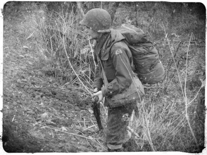 """La division au """"Cactus"""" ! (103rd Infantry Division) 56153710"""