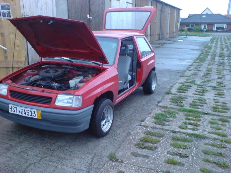 Corsa A LOW BUDGET Anfang10