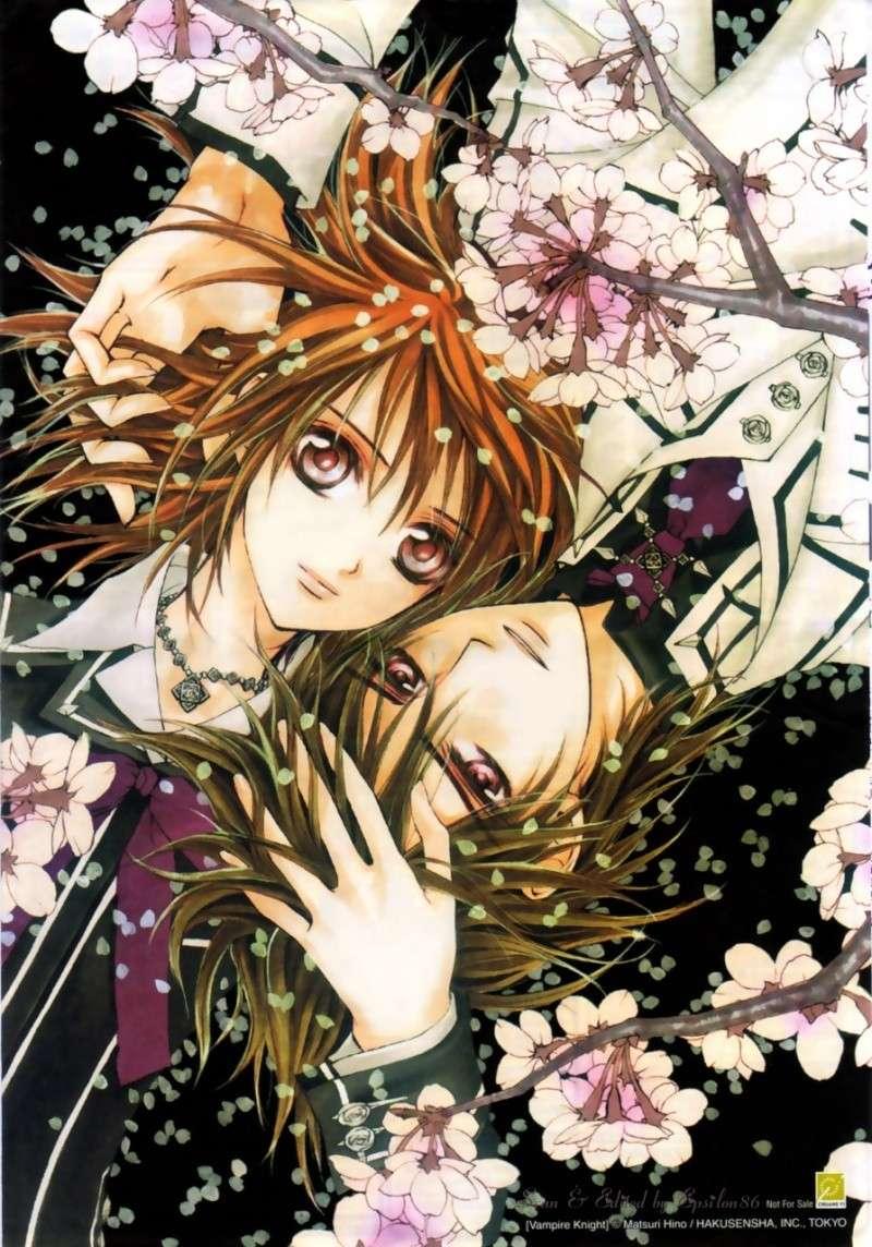 Vampire Knight *** Matsuri Hino*** Vampir33