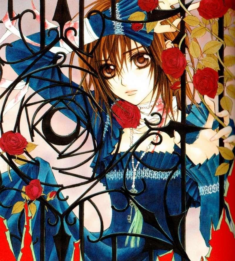 Vampire Knight *** Matsuri Hino*** Vampir39