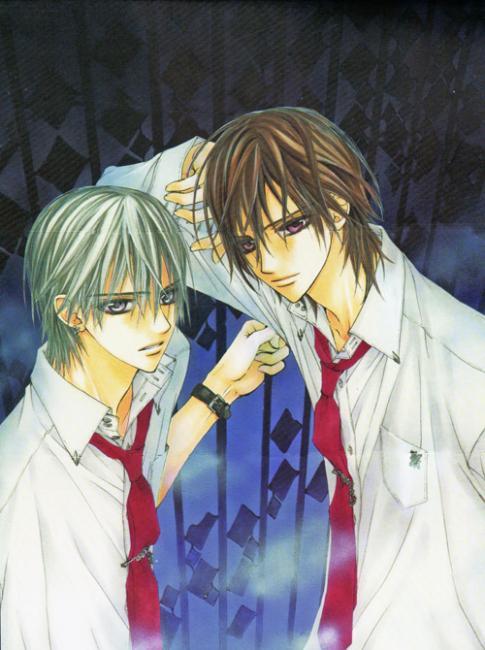 Vampire Knight *** Matsuri Hino*** Vampir42