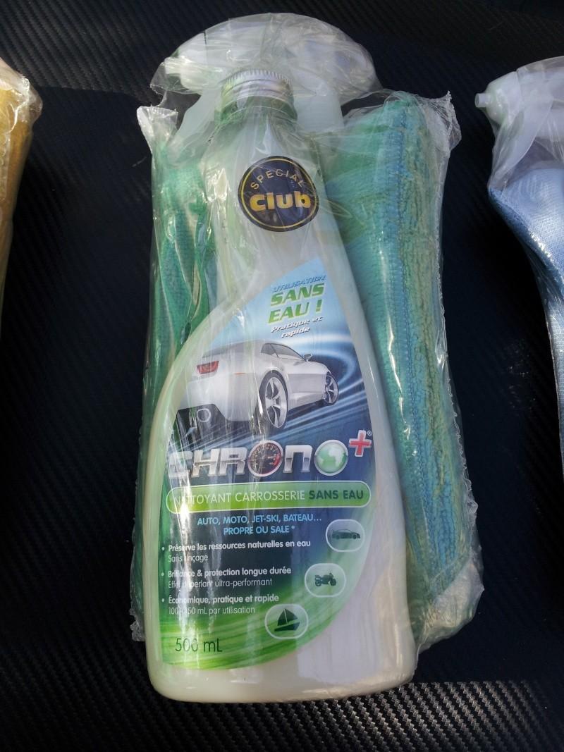 TGO Propriétaire des Produits de nettoyage CHRONO+  2013-093