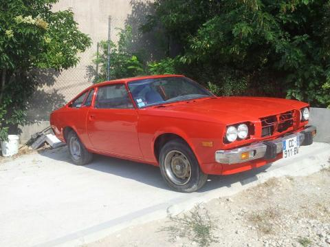 [MAZDA 121] Mazda 121 de Looping - 1978 20130710