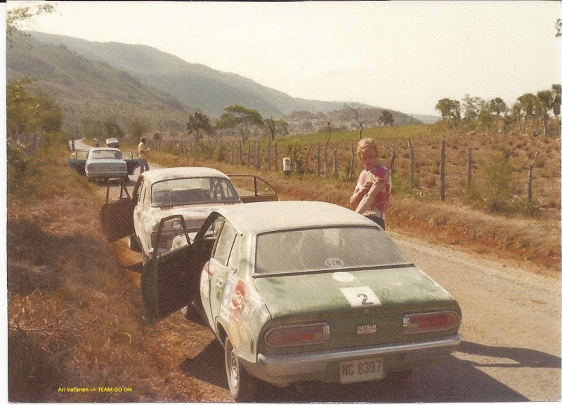 1/43 ème DATSUN  120Y : Rothman 747 RAlly / MONTE CARLO 1976 Numari11