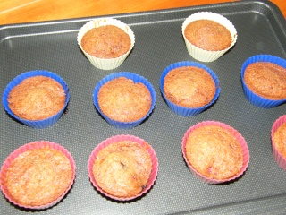 Cupcakes : recettes et décors simples Dscf1927