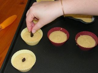 Cupcakes : recettes et décors simples Dscf1932