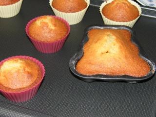 Cupcakes : recettes et décors simples Dscf1933
