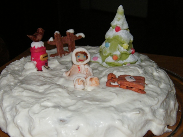 Paysage de Noël Noel2010
