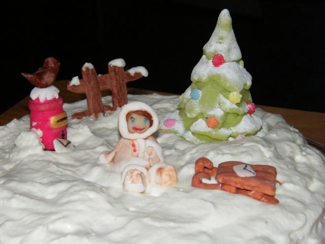 Paysage de Noël Noel2011