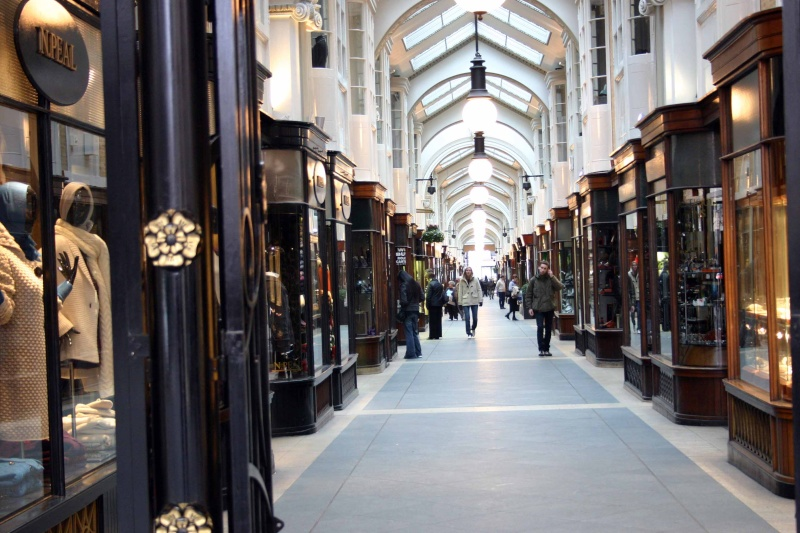 Vintage à Burlington Arcade London15