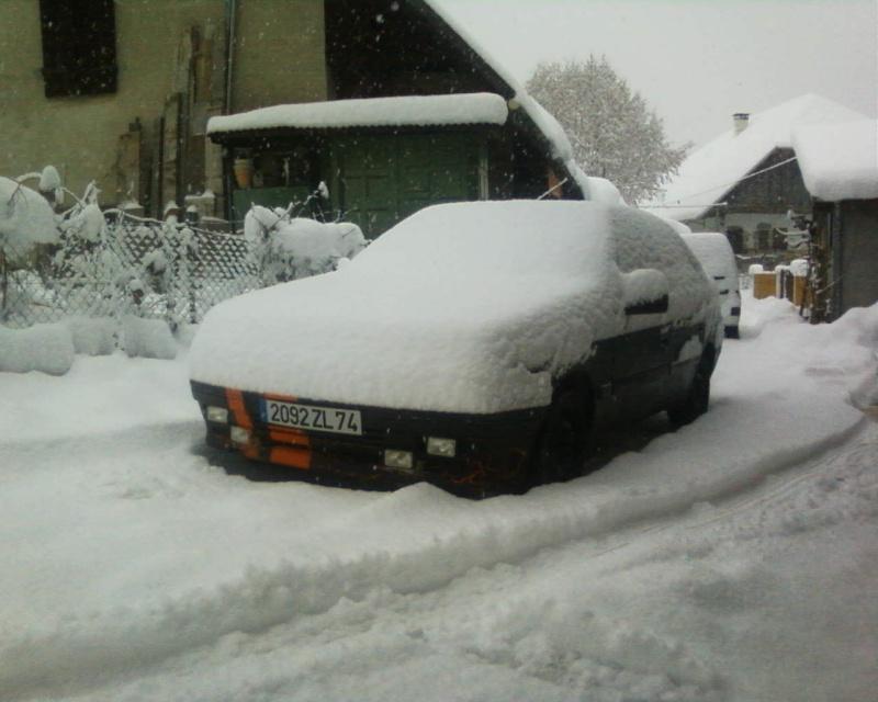 Trop bien la neige ça faisait longtemps Photos10