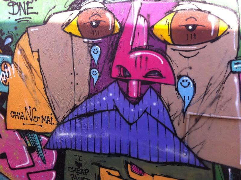 Graffitis, affiches, pub, peintures, sculptures, art - Page 2 Img_1326