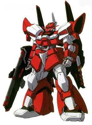 Gundam 00 Astray Mbf-p010