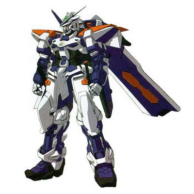 Gundam 00 Astray Mbf-p012