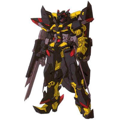 Gundam 00 Astray Mbf-p013