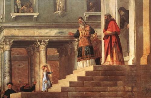 Belle fête de la Présentation de Marie ! Imagen11
