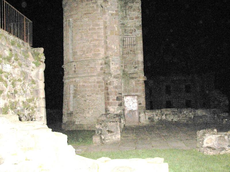 EGLINTON CASTLE PICS 15/11/08 Pictur12