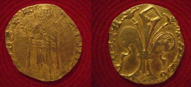 Florin de  Alfonso V de Aragón Btrndr10