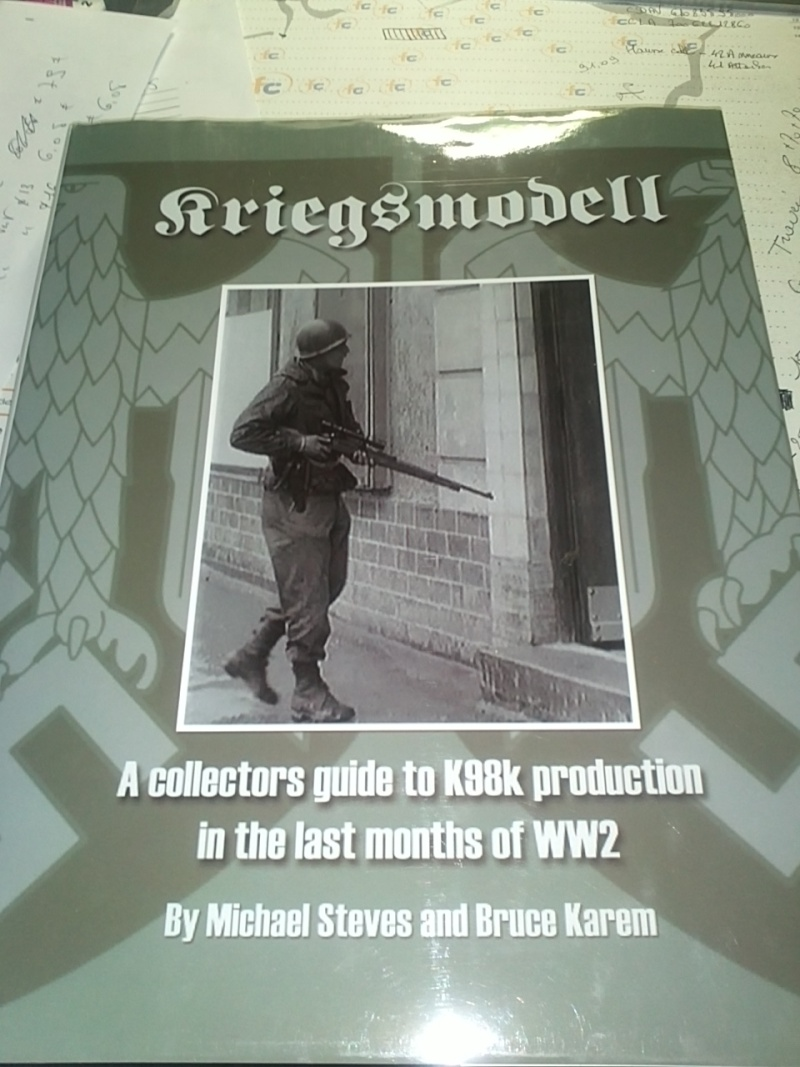 Mauser 98k SVW MB fabriqué sous contrôle français Img99210