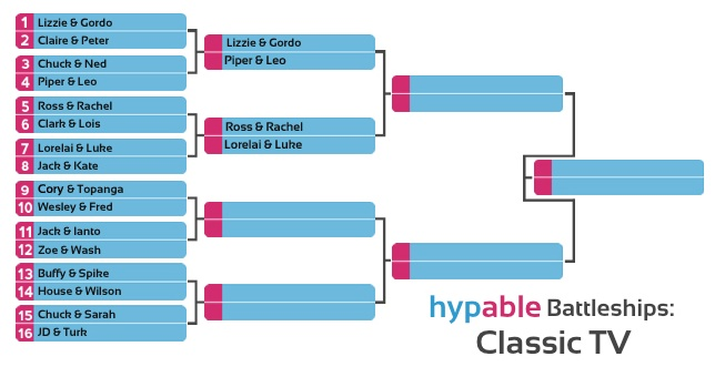 Hypable's BattleShips – Classic TV 13-03-10