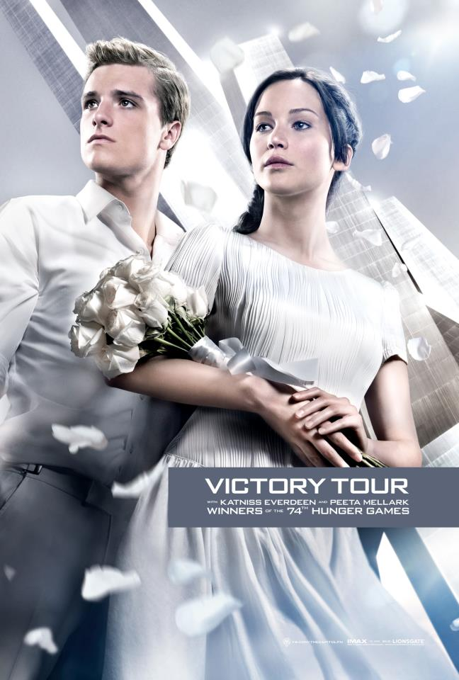 Hunger Games 2 : Catching Fire (L'embrasement) 54879010