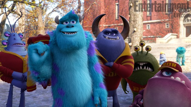 Nathan Fillion : doubleur dans Monsters University (Pixar) Monste11