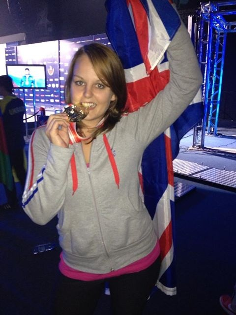 JOANNE BERBERICH - WORLD CHAMPION 2013 World_10