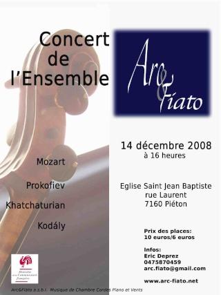 Arc&Fiato en concert !!! Affich11