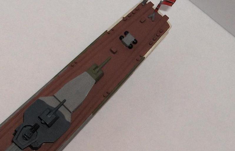 Torpilleur Allemand T-23 par Flash au 1/400 - Heller Sans_t16