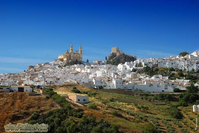 Olvera القرية البيضاء في أسبانيا 110